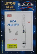 Mach 2 Models 1/48 Thor Able Star Rocket
