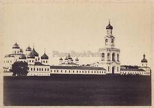 Novgorod Великий Новгород Russie Россия Vintage Albumine ca 1865