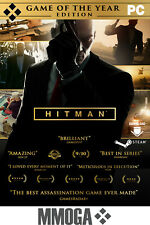 Hitman - Game of The Year Edition Key - PC Digital Code - Steam Spiel [DE/EU]