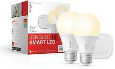 Sengled Smart Light Bulb Kit with 2 Bulbs, Hub, and Cord