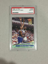 Fleer Shaquille O'Neal Basketball Trading Cards