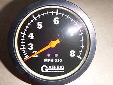 Gaffrig 80 mph speedometer kit