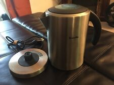 Breville SK500XL Ikon Cordless 1.7-Liter Stainless-Steel Electric Water Kettle