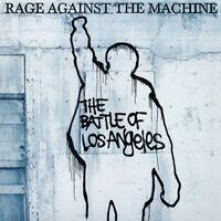 RAGE AGAINST THE MACHINE The Battle Of Los Angeles 2010 180g vinyl LP album NEW