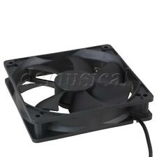 12025 5VUSB Chassis Fan Chassis Power Cooling Fan 12cm Black