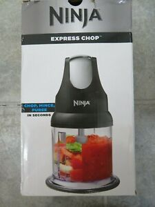 Ninja Express Chop Food Chopper 16 oz NJ100GR