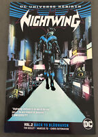 DC Comics Nightwing Rebirth TPB #2 Vol. 2 Back To Bludhaven New Dick Grayson New
