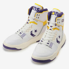 CONVERSE ERX-400 EW HI White/Purple/Yellow Chevron & Star Japan Exclusive