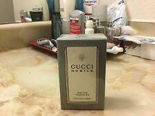 Man Perfume Homme Gucci Nobile Eau de Toilette Natural Spray Mens 2.0fl.oz 60ml