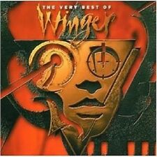 """Winger """"The very best of..."""" CD NUOVO"""