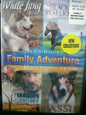 Family Adventure Collector's Set, Vol. 2 (DVD, 2010) WORLD SHIP AVAIL