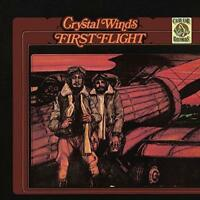 CRYSTAL WINDS – FIRST FLIGHT (NEW/SEALED) CD