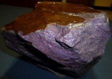 Rare High Quality Purple Jade from Turkey 21.55 LBS    #7c2