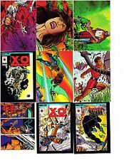 1992 Unity Trading Cards (by Comic Images).  Three cards for $1.