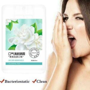 2x Breath Freshener lime mint blackcurrant leaves fragrance M0F2 Longer R5B8