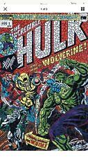 HULK #181 SHATTERED VARIANT THE HUNT FOR WOLVERINE #1 HOT RARE PRESALE