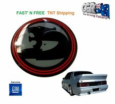 VL Group A SS Walkinshaw Boot Deck Lid Badge HSV Rim Genuine Holden New 92035007