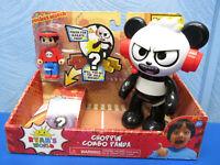 Ryan's World Choppin Combo Panda Vehicle & Action Figure Surprise Toy BRAND NEW
