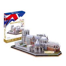 CubicFun 3D DIY Children's Puzzle 145 Pieces Paper Model -Westminster Abbey