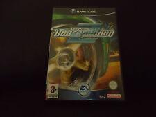 jeu nintendo gamecube: NEED FOR SPEED 2 UNDERGROUND
