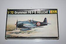 Heller 1/72 1:72 Grumman Hellcat F6 F-5 kit, 272, unstarted. See description