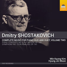 Shostakovich / Kim / - Dmitry Shostakovich: Complete Music for Piano Duo and Due