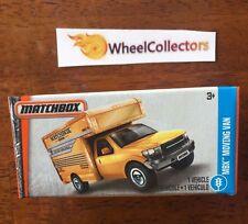 MBX Moving Van * Matchbox 2017 Power Grabs