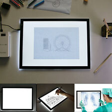 A3 LED Stencil Board Light Box Artist Tracing Drawing Copy Plate Table Gifts UK