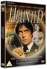 HAUNTED. Jeremy Brett supernatural tales TV series. New sealed DVD.