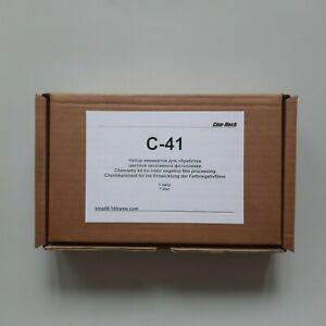 C-41 C41 processing kit for color negative film