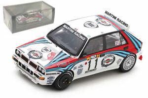 Spark S9016 Lancia Delta HF Integrale Monte Carlo 1992 - P Bugalski 1/43 Scale