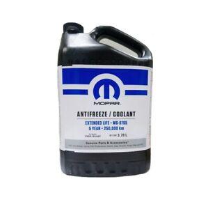 MOPAR MS-9765 HOAT COOLANT CONCENTRATE 3.785L for JEEP - DODGE - CHRYSLER