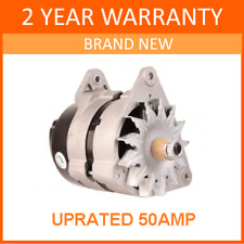 ALTERNATOR 16ACR 17ACR 18ACR LRA100 inc Pulley & Fan UPRATED 50A *NEW*
