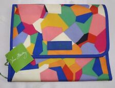 Vera Bradley Stow and Go Travel Jewelry Folio Case - Pop Art - New with Tag