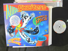 Aural Exciters Spooks in Space LP PROMO 1979 Ze Kid Creole Cristina lizzy mercie