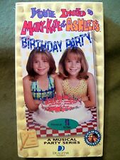 You're Invited to Mary-Kate & Ashley's Birthday Party (1997, VHS) Musical
