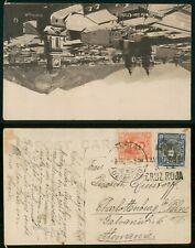 Mayfairstamps Chile 1900s Panama San Cristobal to Germany Real Photo Postcard ww