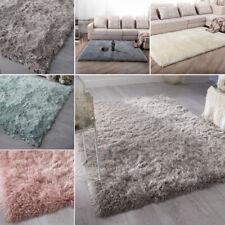 Deluxe Rectangle Fluey Sheepskin Rug Supersoft Area Throw Floor Mat Carpet Decor