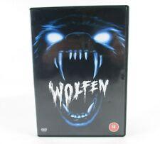 Wolfen DVD 1981 Cult New York Werewolf Horror Classic Starring Albert Finney