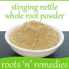 Stinging Nettle Whole Root Powder - 50g - Premium Quality & Pure.