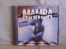 Mamba- OST by Giorgio Moroder- ARIOLA Germany 1988 NEU