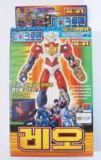 TAKARA 1999 The small giant, Microman Magnetic Robot : LEO M-01 Rare