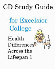 NURX-211 Health Differences Across Lifespan 1 Guide 4 Excelsior College Nursing