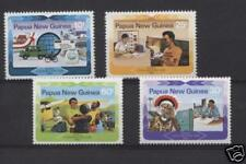 Papua N G Stamps 1983 World Com Year SG 468/71 U/M