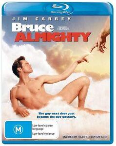 Bruce Almighty (Blu-ray, 2007)