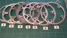 BICYCLE CHAINRINGS 42T - 54T, 5 BOLTS, ALUMINIUM