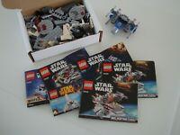 Lego Star Wars Microfighters Bundle