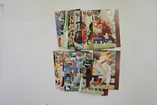 1996/97 Cricket Queensland Bulls set 21 cards