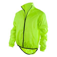 O'Neal Breeze Regen Jacke Neon Gelb atmungsaktiv Mountainbike MX Moto Cross