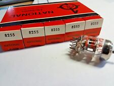 8255/E88C x 1  National  Valve Tube In original box New and unused
